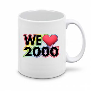Tazze We Love 2000