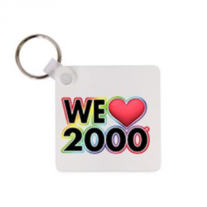 Portachiavi We Love 2000